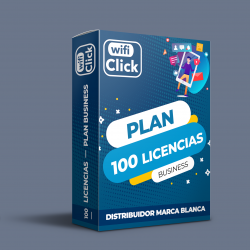 100 LICENSES - (MONTHLY...